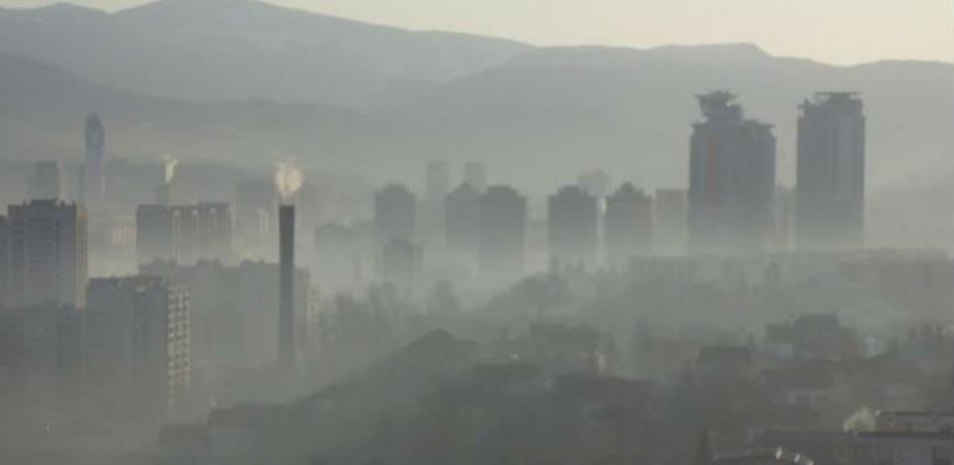 """Zagađenje zraka: Vlada KS ukinula """"Uzbunu"""", a na snazi """"Upozorenje"""""""