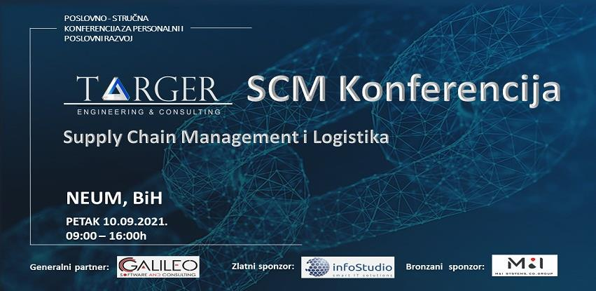 Prva SCM konferencija u organizaciji Targer Engineering & Consulting!