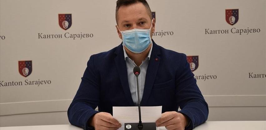 Sarajevo: Pandemija ide silaznom putanjom, znatno više oporavljenih