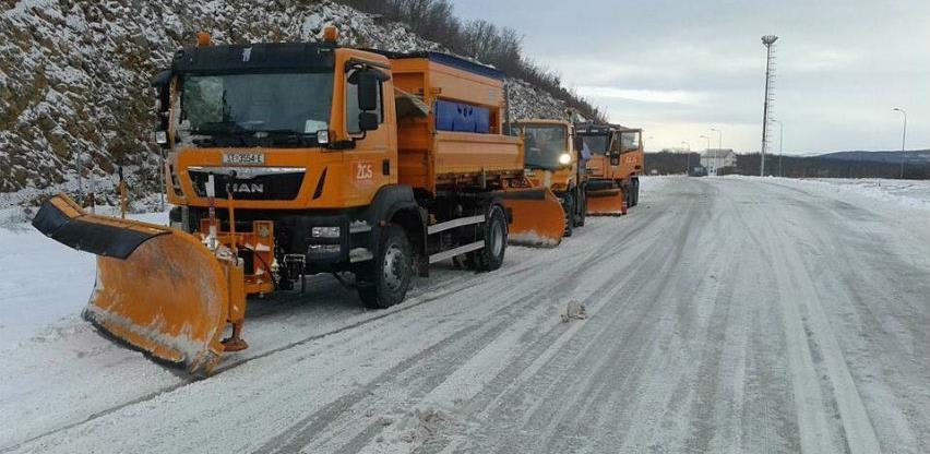Dejokop i Roading zaduženi za zimsko održavanje cesta u Orašju