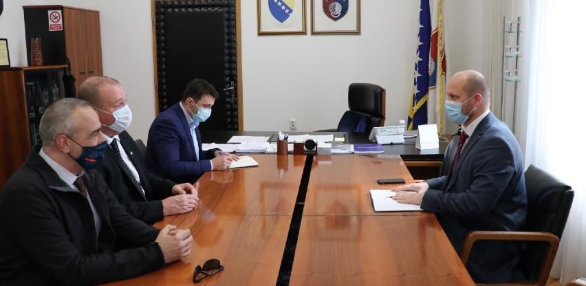 Nastavljaju se aktivnosti na jačanju antikorupcijskog sistema u Kantonu Sarajevo