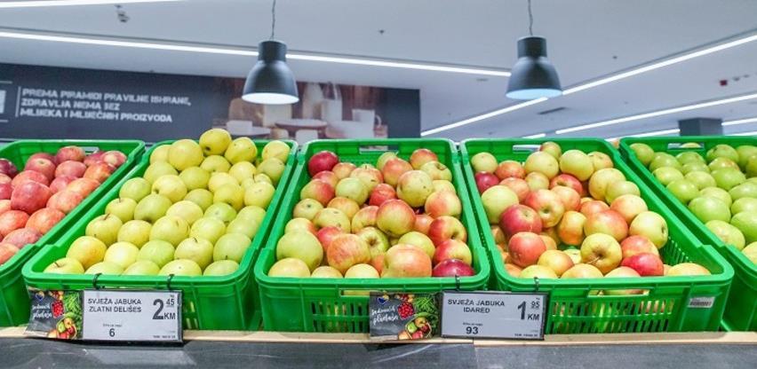 Sezonsko voće i povrće iz Hercegovine i ove godine u Bingo trgovinama