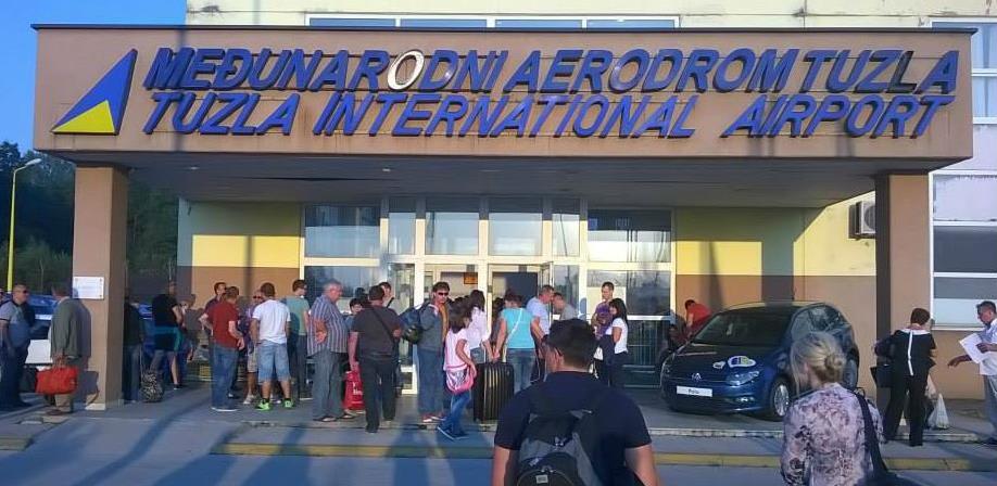 Međunarodni aerodrom Tuzla spreman za nove letove od 1. juna