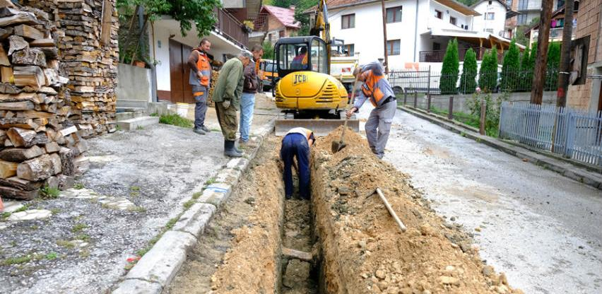 Mibral u Boljakovom Potoku stvorio preduslove za gradnju separatne kanalizacije