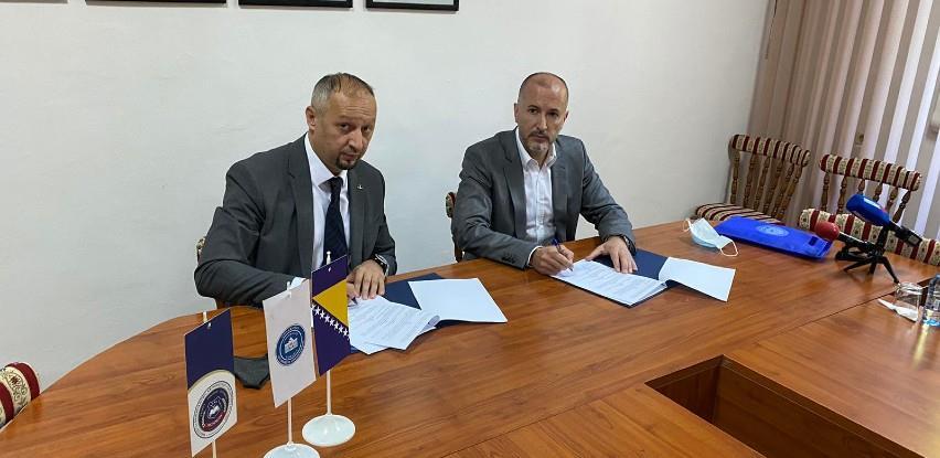 Općina Novo Sarajevo i Fakultet za kriminalistiku potpisali Memorandum o saradnji