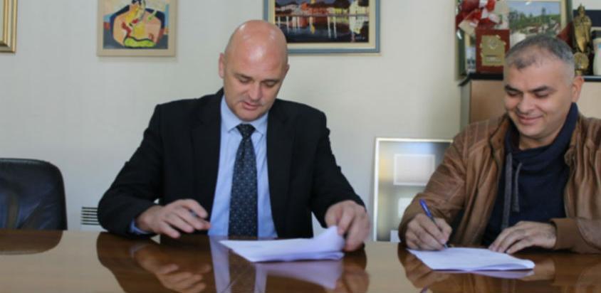 Potpisan ugovor o izgradnji sportske dvorane za Osnovnu školu Crnići