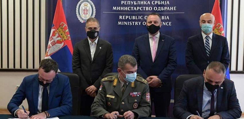 Bijeljinski Orao potpisao ugovor vrijedan 3,7 miliona eura