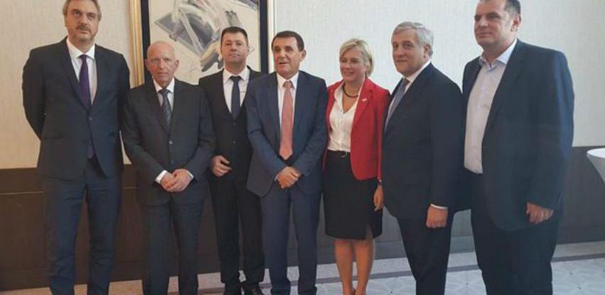 Uspostavljanje boljih veza na Balkanu