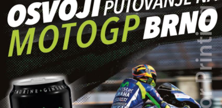 Prijavi se, kupi, osvoji putovanje na MOTO GP BRNO!