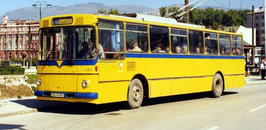 Vlada KS najavila kupovinu 20 novih trolejbusa vrijednih 10 miliona eura