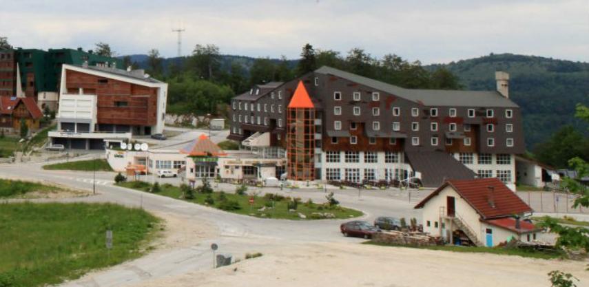 Napušten nekadašnji gigant: Hotel Maršal i dalje zjapi prazan