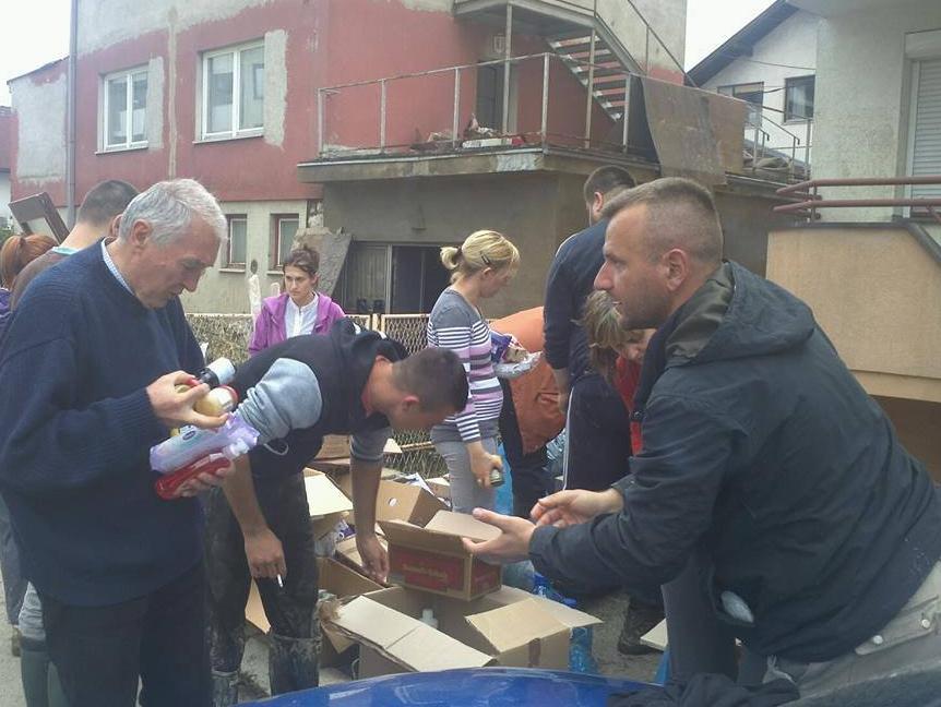 Tim eKapija.ba dostavio pomoć stanovništvu ugroženom od poplava