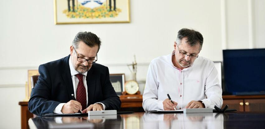 Banja Luka: Potpisano pismo namjere za EBRD-ov kredit od 10 miliona eura
