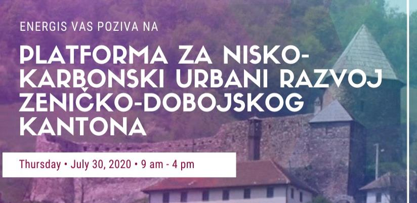 Otvorene prijave za konferenciju/platformu Zeničko-dobojskog kantona