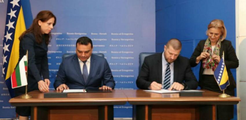 BiH-Bugarska: Potpisan Sporazum o međunarodnom cestovnom prijevozu
