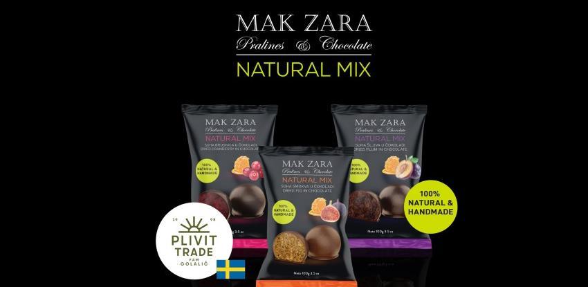 Mak Zara realizirala svoj prvi izvoz u Švedsku