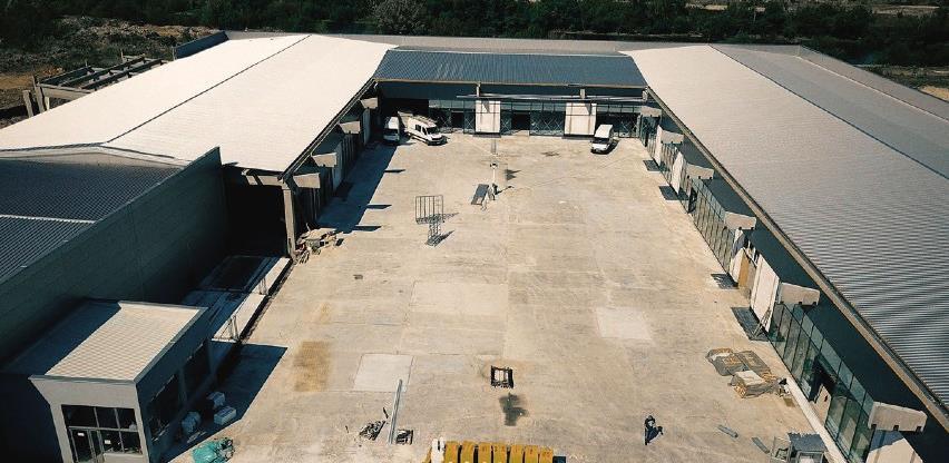 Novoizgrađeni objekat kod Mostara zapošljavat će skoro 300 radnika