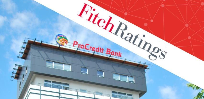 """Korak dalje za ProCredit BiH: Fitch potvrdio dugoročnu kreditnu ocjenu ProCredit Bank """"B+"""""""