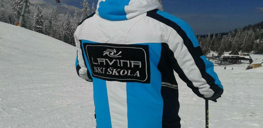 Hotel Lavina svojim gostima nudi i školu skijanja