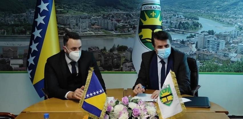 Ernest Imamović zvanično preuzeo funkciju gradonačelnika Goražda