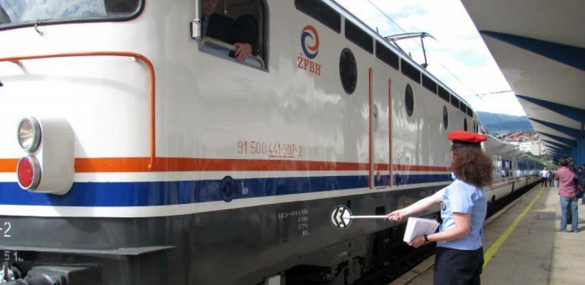 Željeznice FBiH povećale prijevoz putnika za 34,18 posto, a prihod 66,73 posto