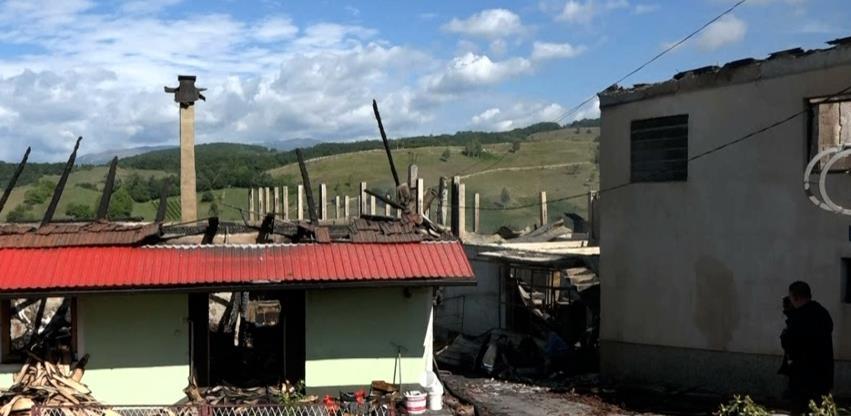 Nakon požara u Vitezu bez posla ostalo na desetine porodica