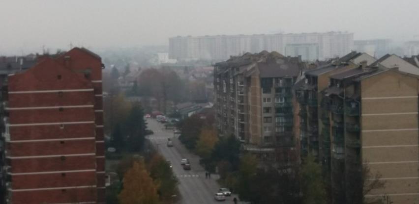 """Zbog kvalitete zraka na snazi i dalje """"Pripravnost"""" u KS"""
