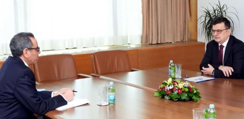 Odnosi BiH i Egipta bez otvorenih pitanja, potpisati sporazum o readmisiji