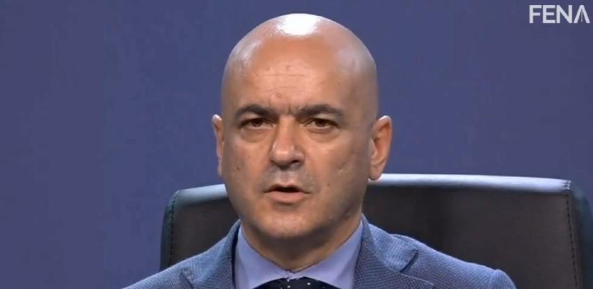 Čerkez o testiranju na ulasku u BiH: Mi nismo za političke odluke