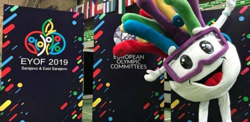EYOF 2019: Pogledajte raspored borilišta i disciplina koje će se održati