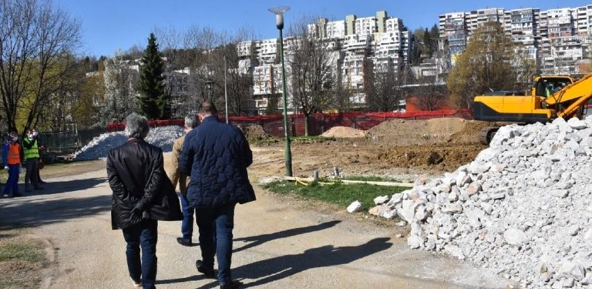 Radovi na izgradnji Europske kuće kulture odvijaju se planiranom dinamikom