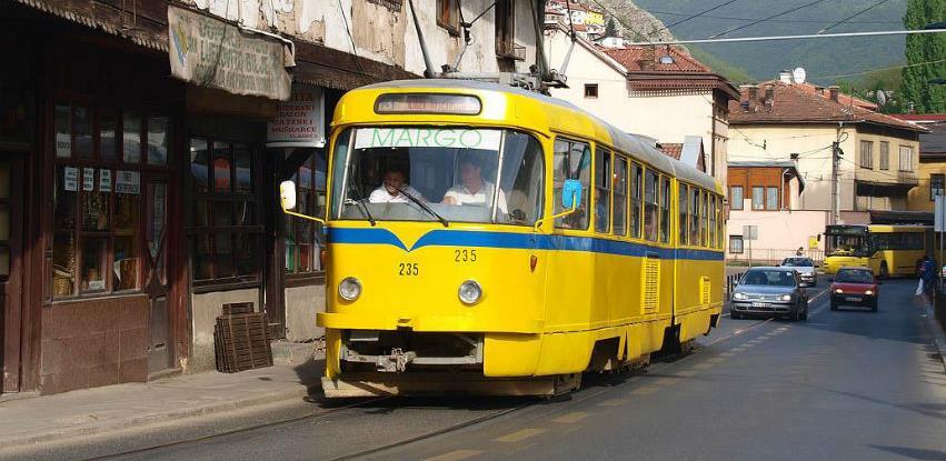 Sarajevo će dobiti 20 novih tramvaja vrijednosti 80 miliona KM