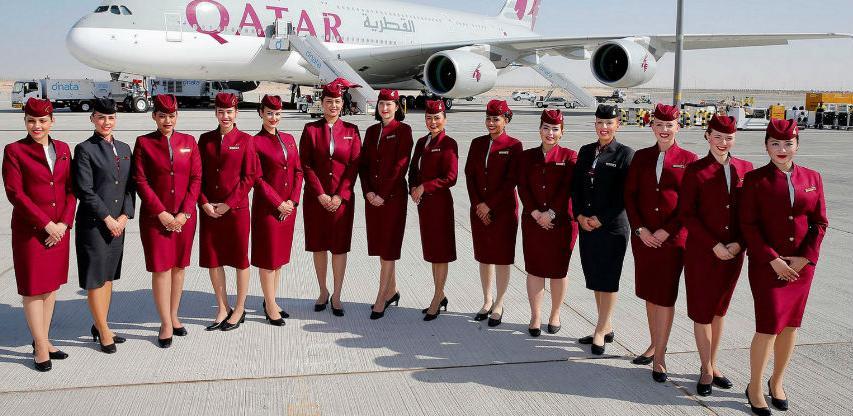 Qatar Airways u Sarajevu traži stjuarde i stjuardese