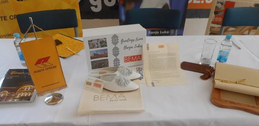 Kompanija Bema poslala poklon prvoj dami SAD