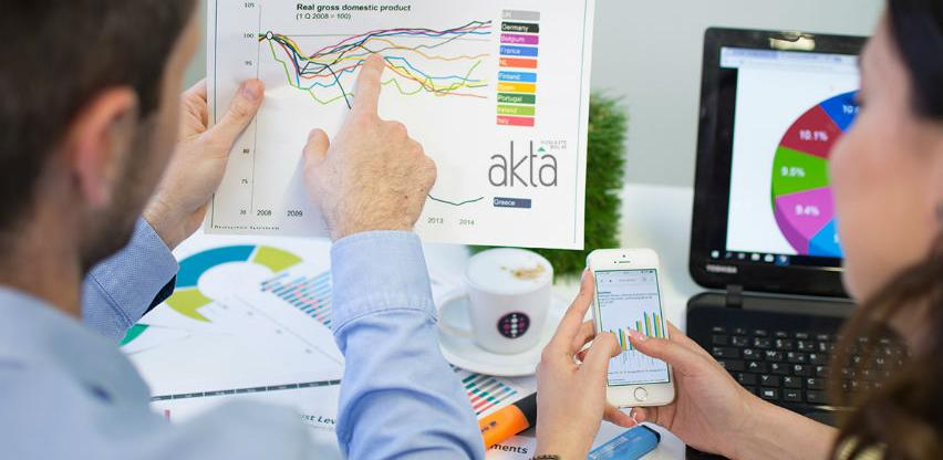 Na portalu Akta.ba dostupni finansijski pokazatelji za 22.952 firme