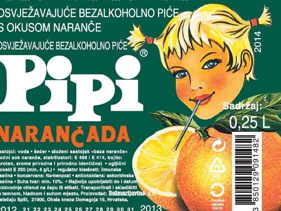 Povratak brenda našeg djetinjstva: Provedimo ljeto uz sok Pipi