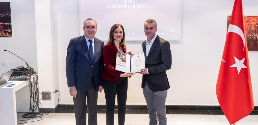 Ambasada Turske prepoznala Interlogistic kao pouzdanog i odgovornog partnera