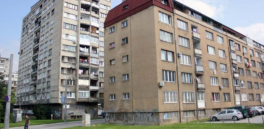 Nastavlja se projekt izgradnje stambeno - poslovnog objekta u ulici Grbavička