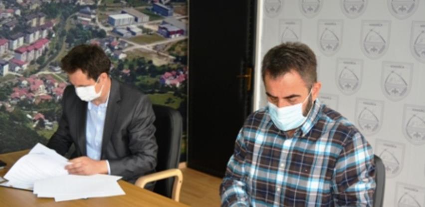 Potpisan ugovor o izvedbenom projektu podzemne garaže u Vogošći