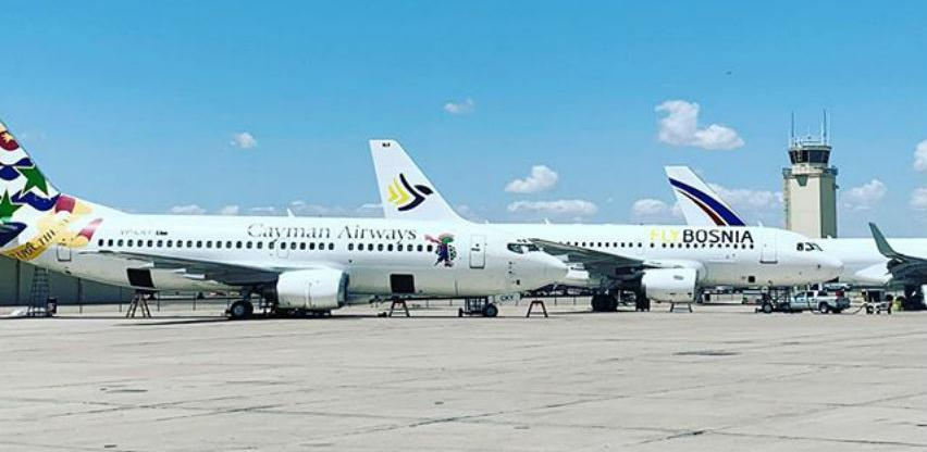 FlyBosnia nabavila svoj drugi avion Airbus 319