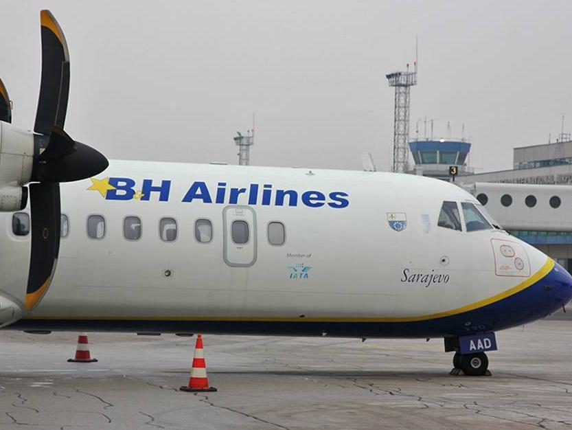 BH Airlines uspostavlja letove na liniji Banja Luka – Tivat