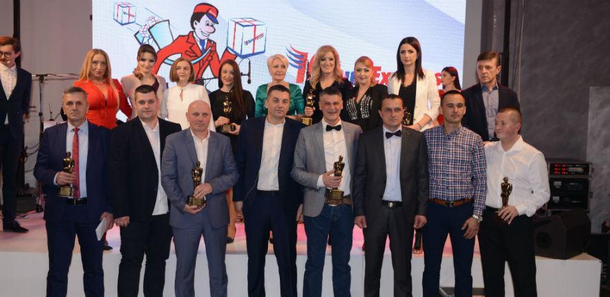 """Završena nagradna igra """"EuroExpress avantura"""" i proglašeni najbolji radnici"""