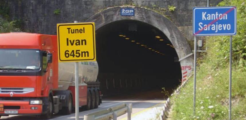 Objavljen tender za izradu glavnog projekta sanacije tunela Ivan