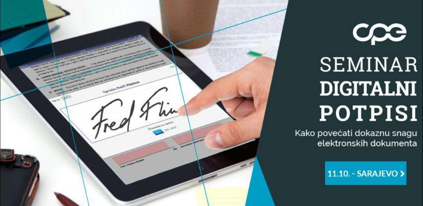 Digitalni potpisi u praksi