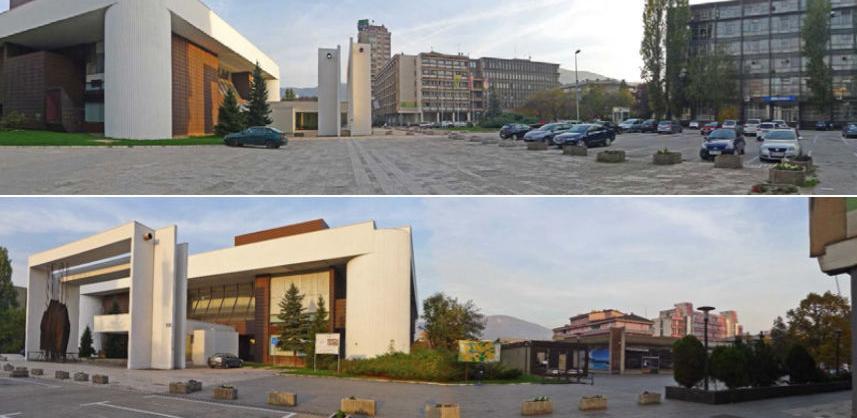 U Zenici u planu projekt Gradske vijećnice i trga sa podzemnom garažom
