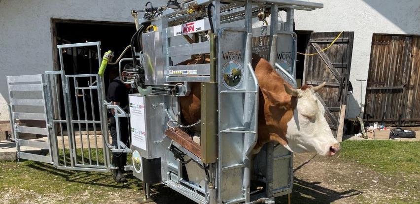Podrška bh. mliječnoj industriji: Mljekari dobili grant za nabavku moderne stojnice
