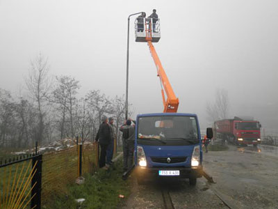 Općina Kakanj krenula sa uvođenjem LED rasvjete