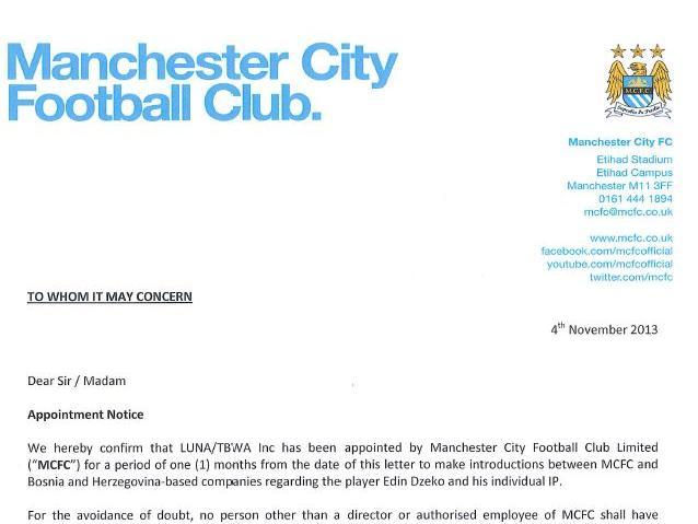 LUNA TBWA uvodi Manchester City na bh. tržište