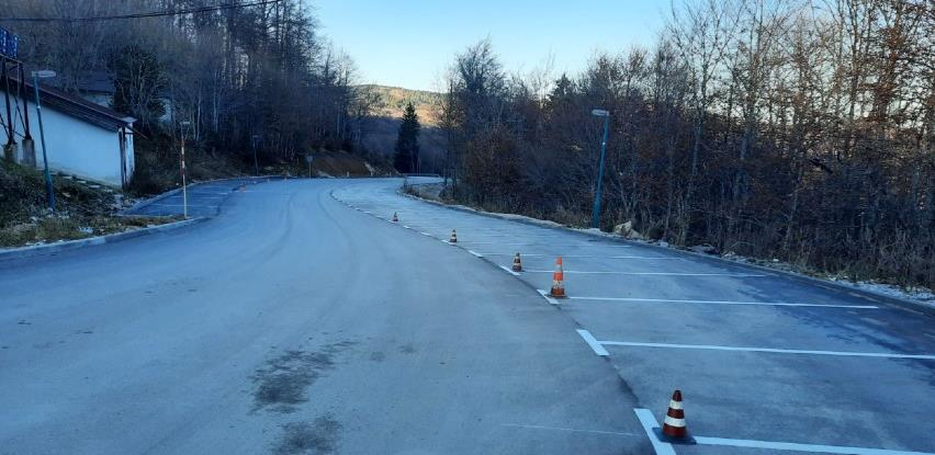 Na Bjelašnici izgrađen još jedan parking, koštao 41.861 KM
