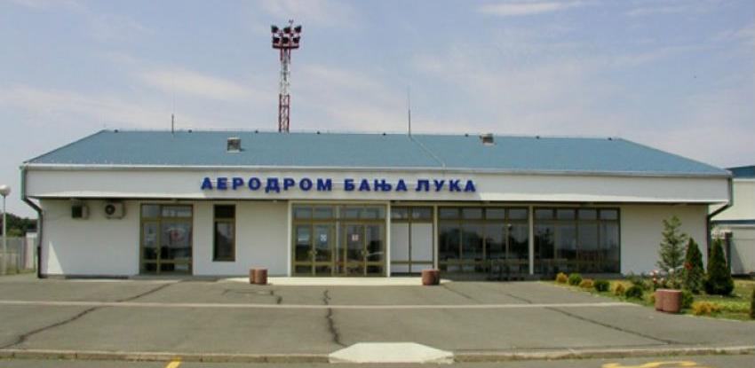 Banjalučki aerodrom nastavlja gubiti putnike, zabilježen pad od 18,6 posto